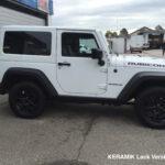 Jeep Wrangler Rubicon 4- K